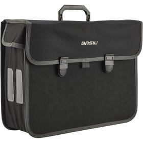 Basil Malaga - Sac porte-bagages - 17 L noir